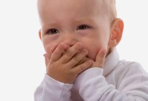 Частая икота у ребенка