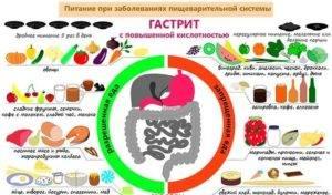Что полезно для желудка при гастрите