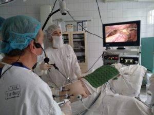 Хирург колопроктолог