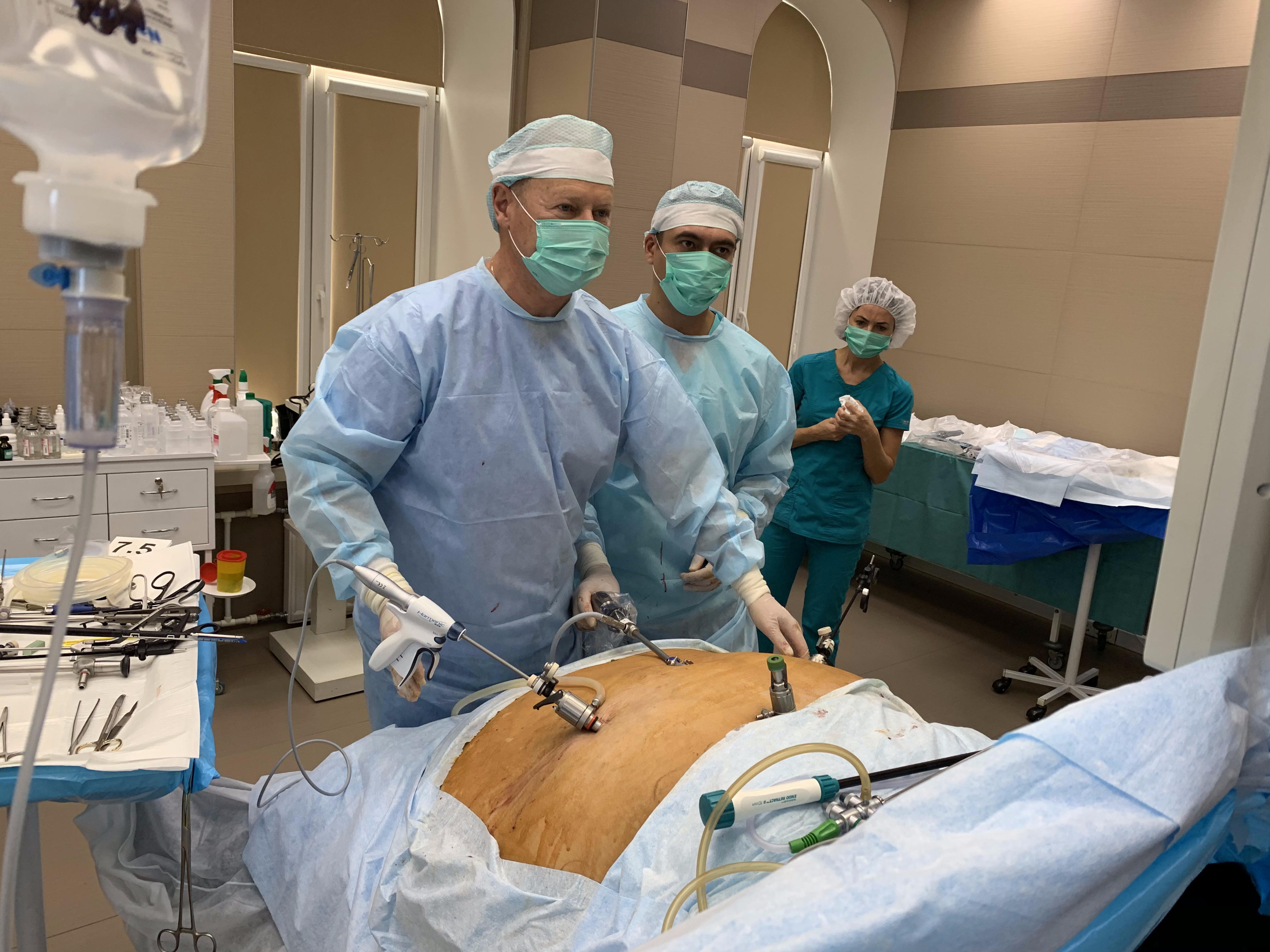 операция на желудок для похудения цена москва