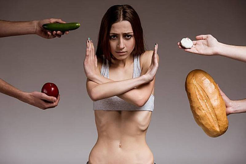 Отвращение к пище причины