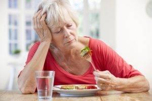 Почему нет аппетита у женщины