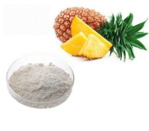 Бромелайн - это эндогенный активный ингредиент, состоящий из двух ферментов