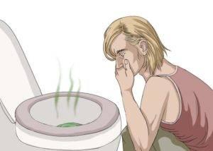 Неприятный запах стула причины