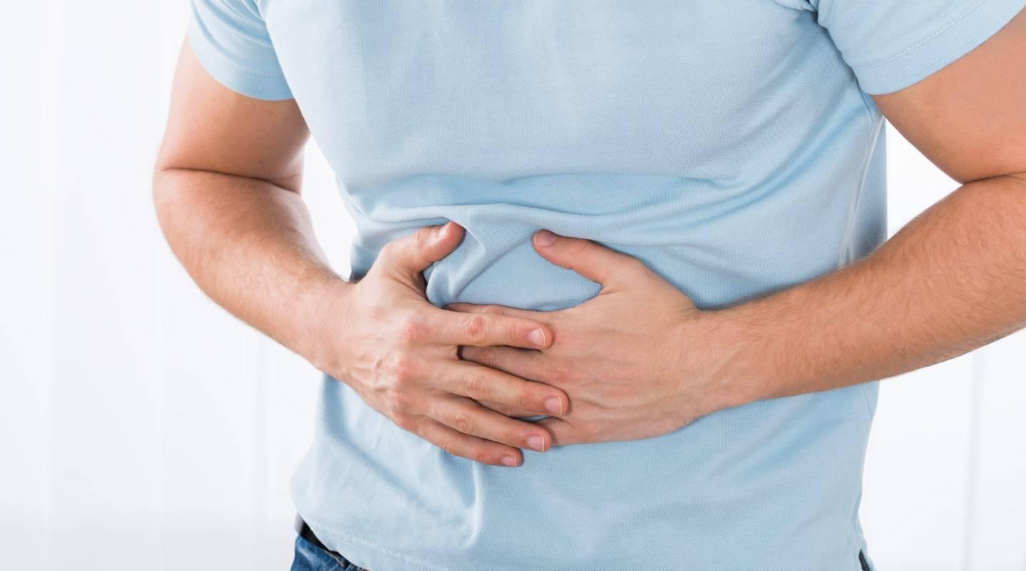 Резкая боль в области желудка причины