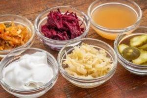 ферментированных продуктов