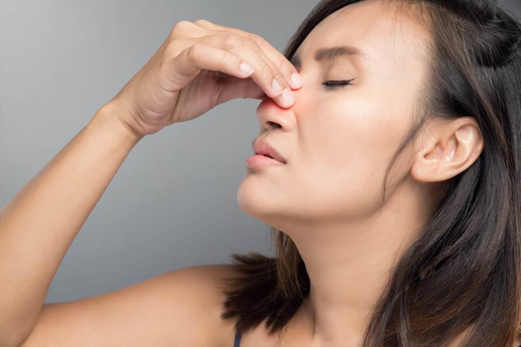 Носовая заложенность