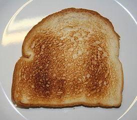 Обычный тост