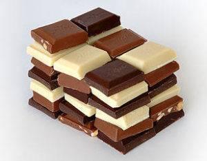 Шоколад и какао-продукты
