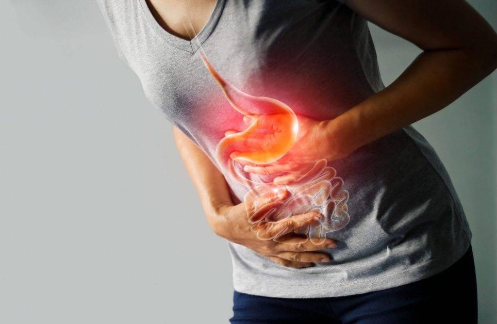 Сильные боли в желудке причины