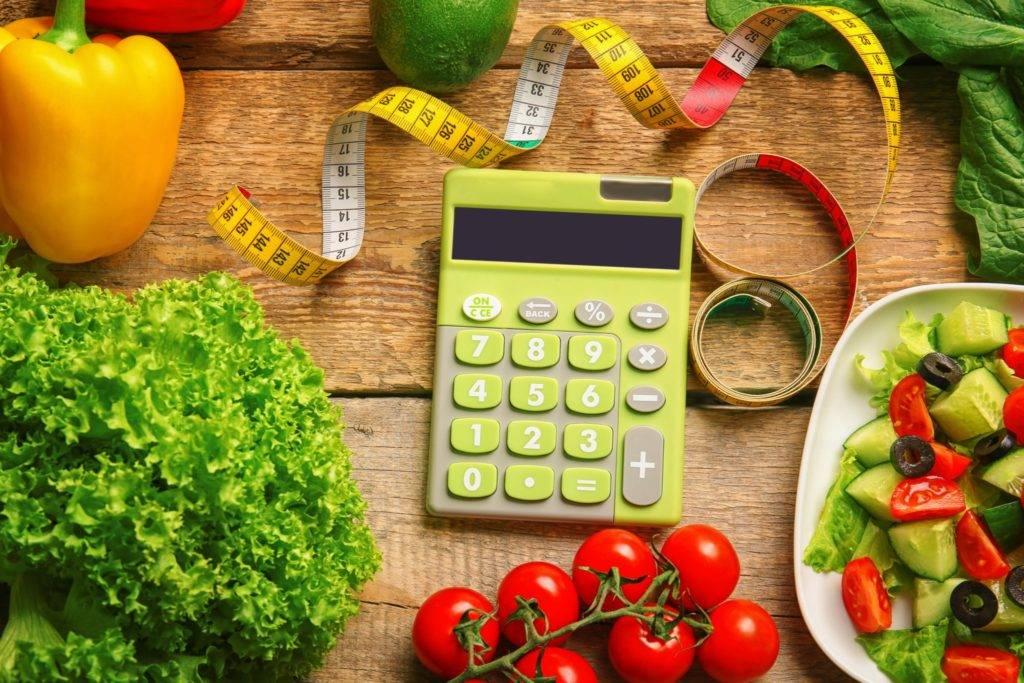 высокое потребление калорий