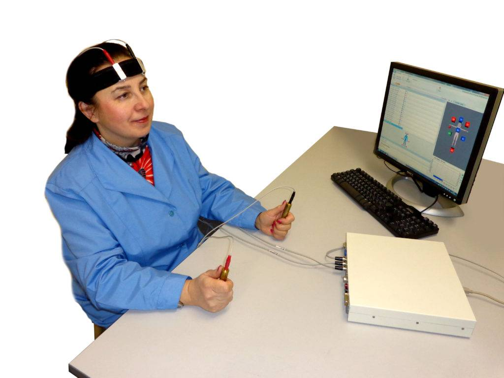 Аппарат биорезонансной терапииBIORS