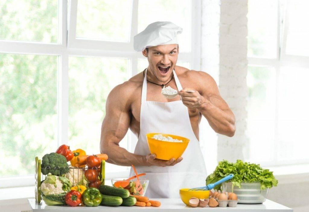 Как набрать вес вегетарианцу