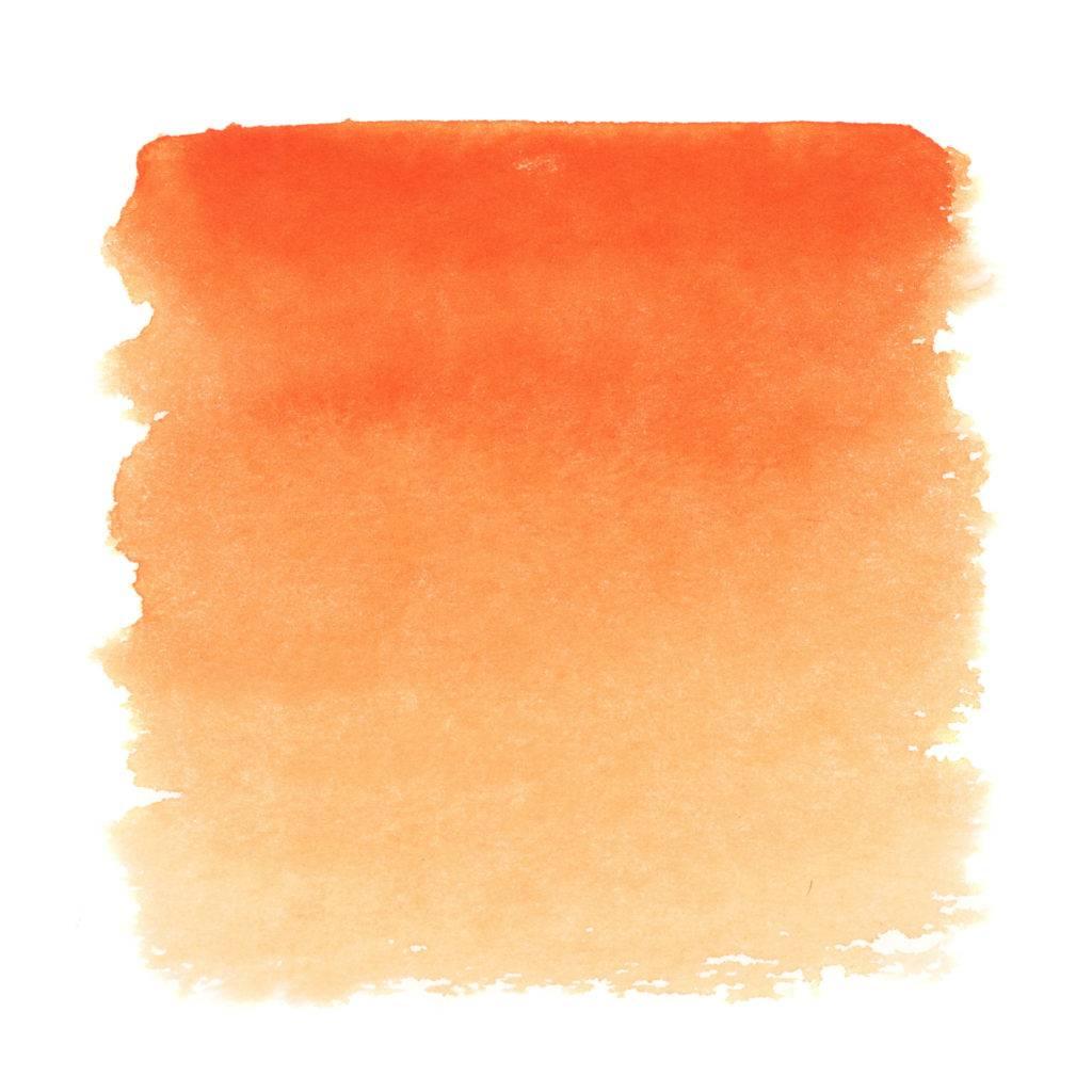 Понос оранжевого цвета