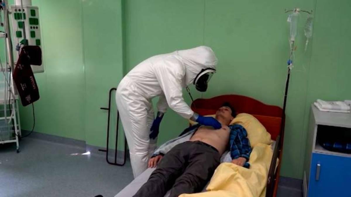 Пот при коронавирусе