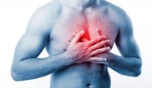 Боли в сердце при гастрите