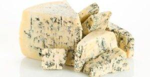 Сыр с плесенью при гастрите