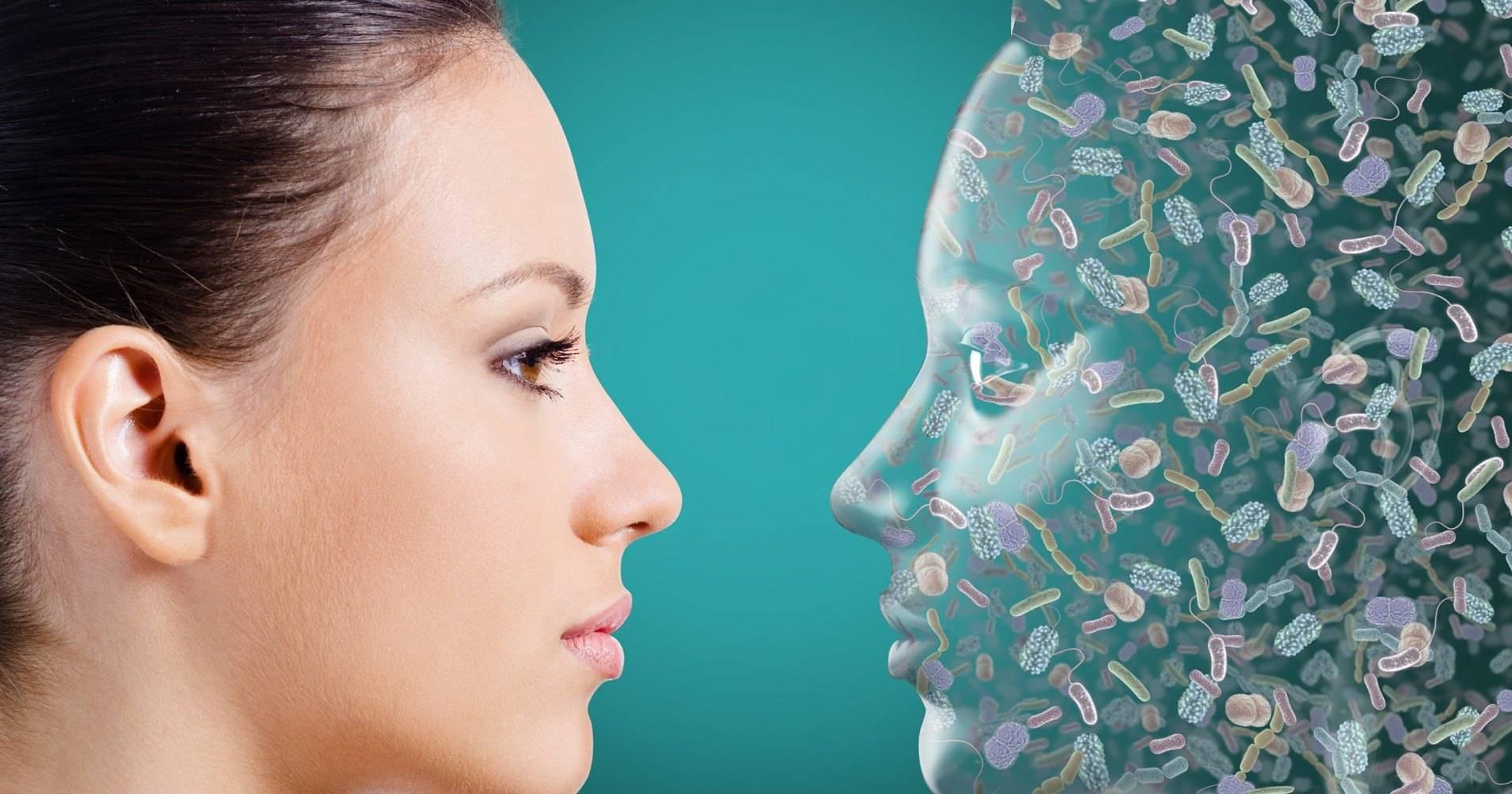 Роль микробиома человека