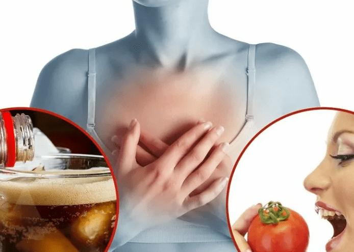 Что раздражает слизистую желудка