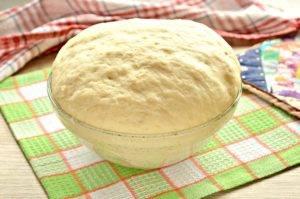 Диетическое тесто для пирогов без дрожжей