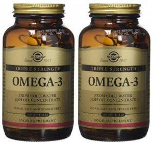 Омега-3 «для желудка»