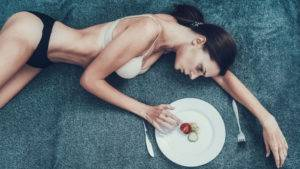 Признаки недоедания