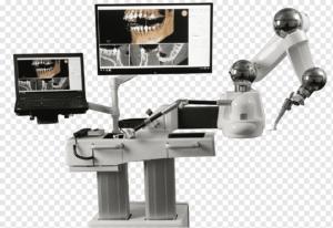 Роботизированная хирургия зубных имплантатов