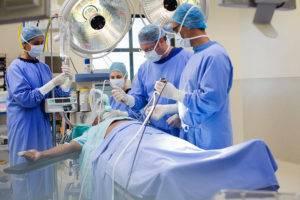 операции на брюшной полости