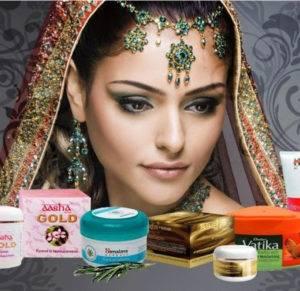 Натуральная косметика из Индии