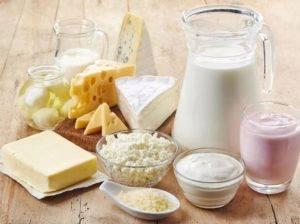 Рефлюкс и молочные продукты