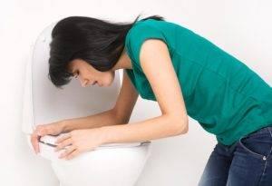 синдром циклической рвоты