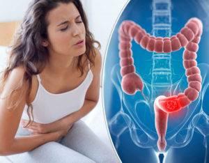 Нездоровый кишечник
