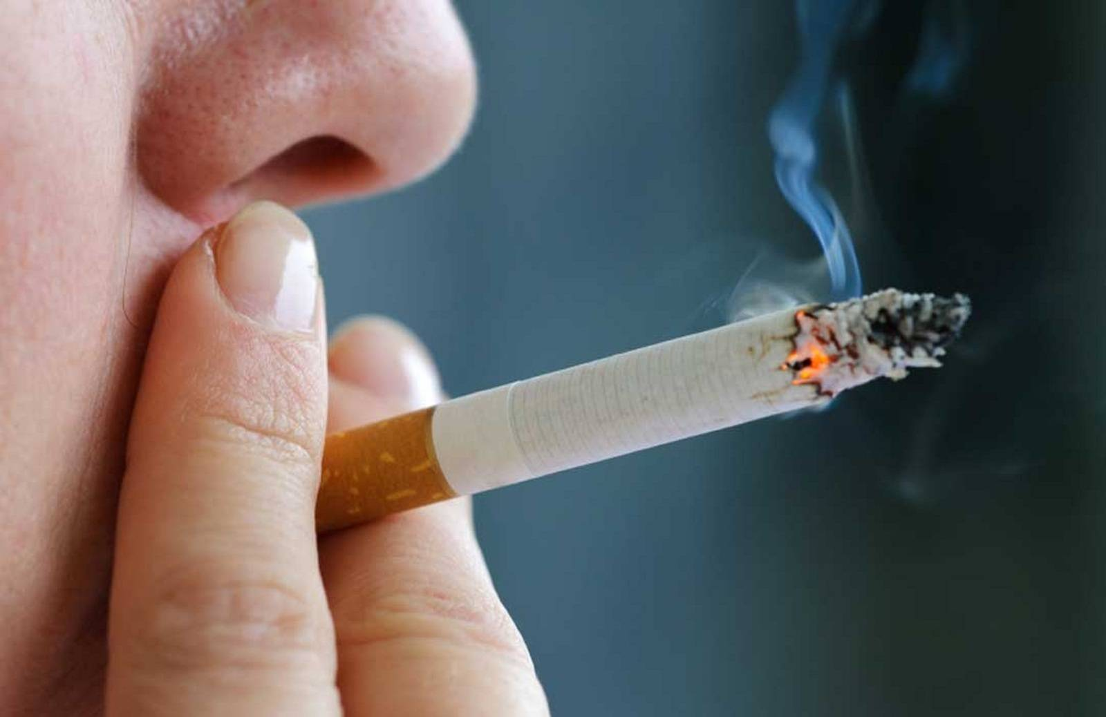 Сигареты и кишечник