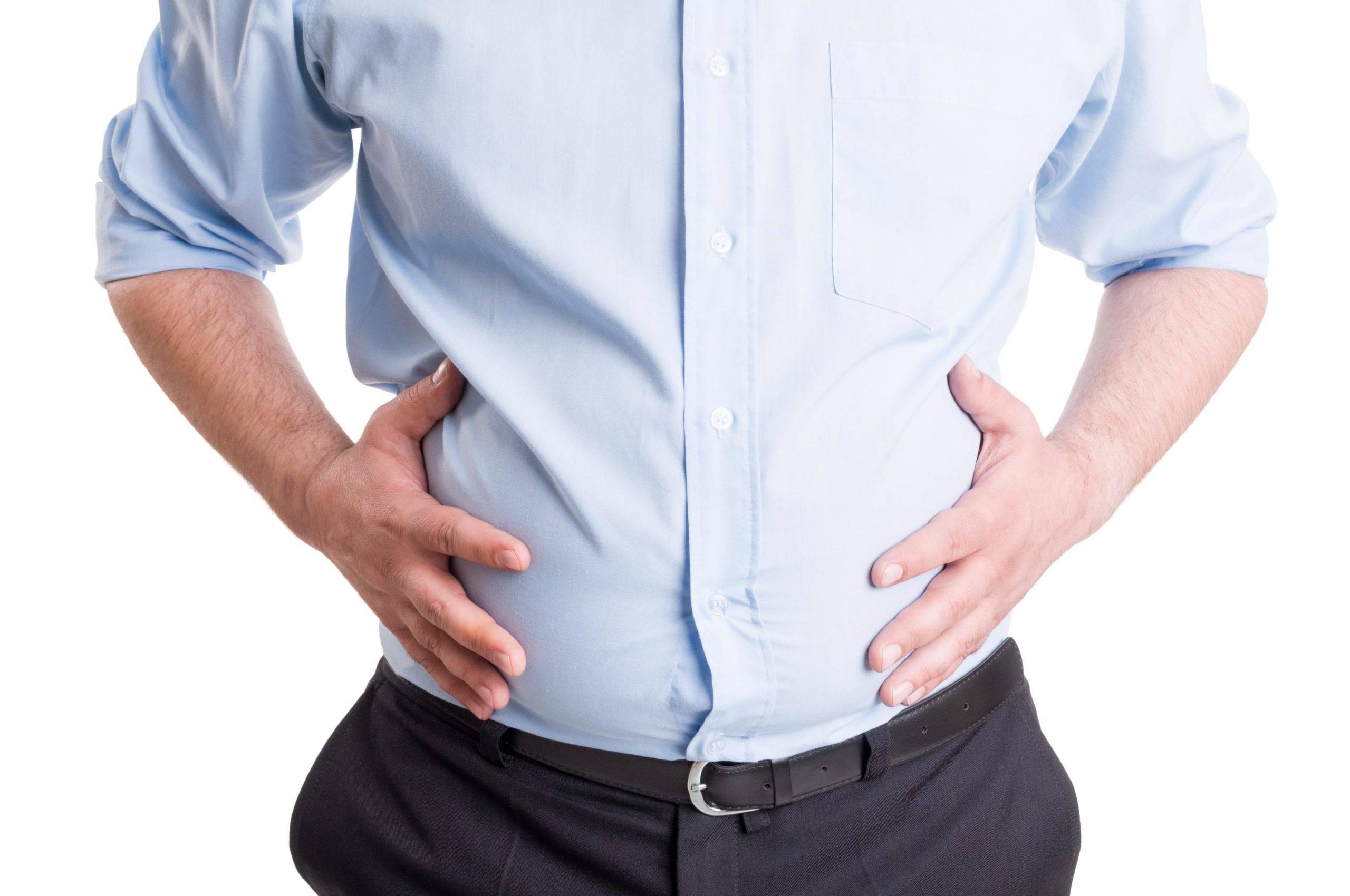 Боль в желудке и потеря веса