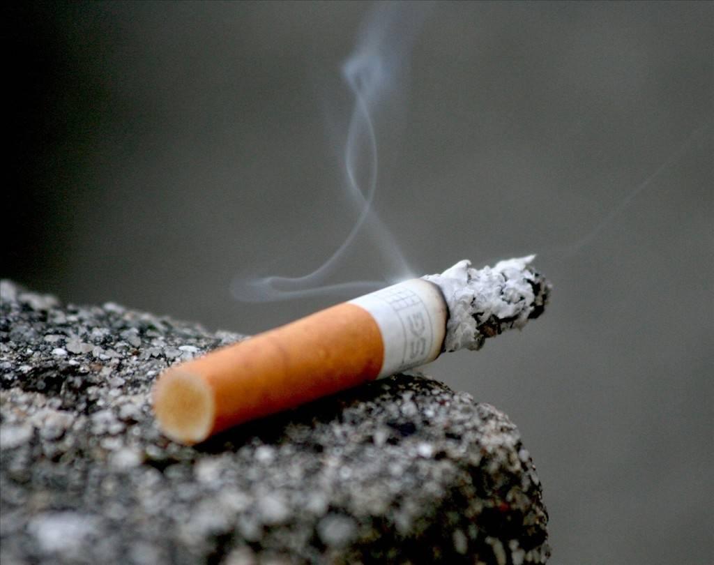 курение и изжога