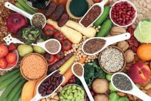 пищи или добавление продуктов,