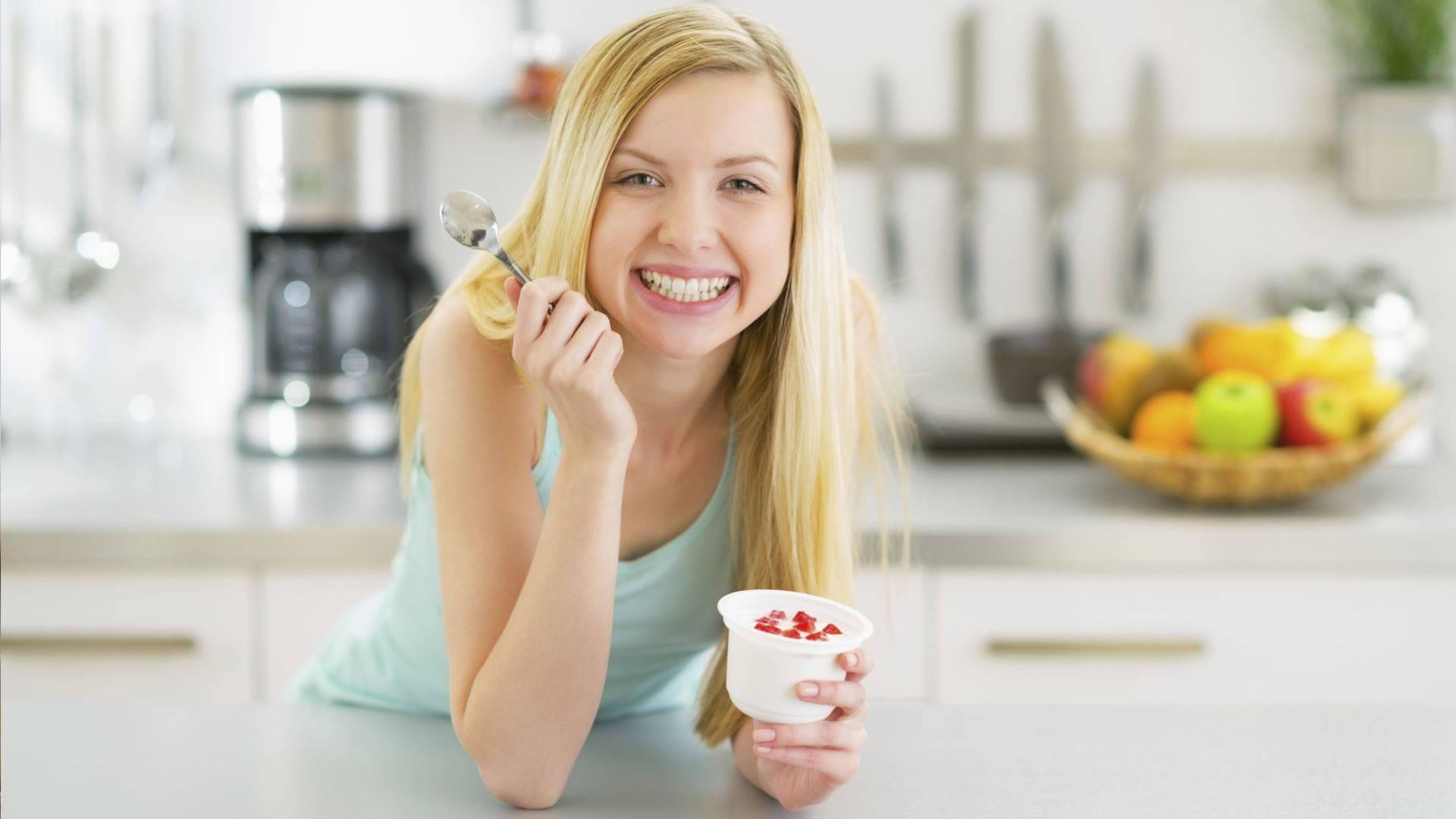 Йогурт при расстройстве желудка